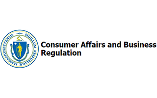 State of Massachusettes - Office of Consumer Affairs and Business Regulation