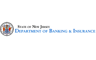 State of New Jersey - Department of Banking and Insurance